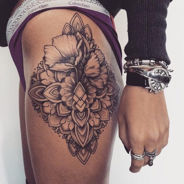 刺青 纹身 630_630图片