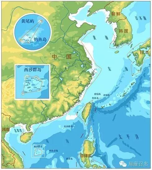 中国领海基线