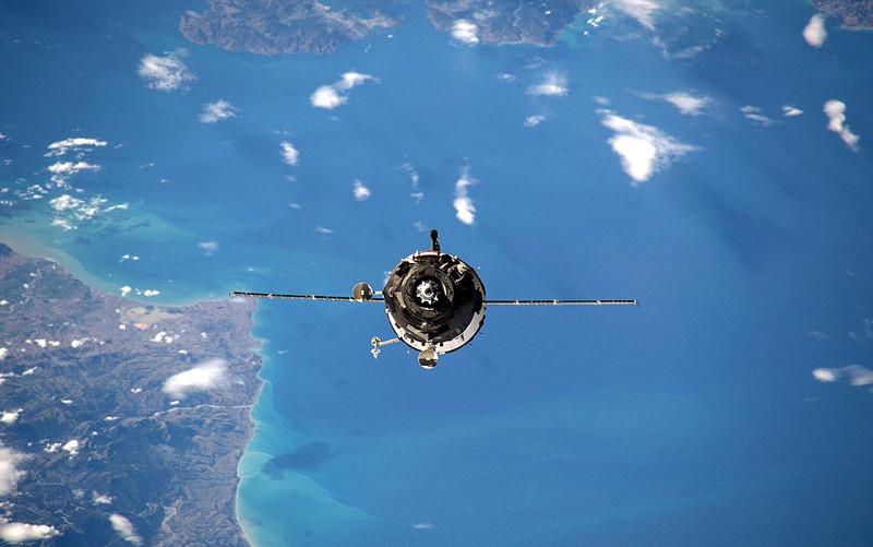 国际空间站宇航员航拍地球美丽风貌