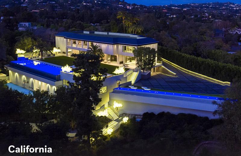 加州别墅9.7亿成全美最贵房屋 - 长城雄风 ( 2 ) 博客 - 长城雄风『2』博客