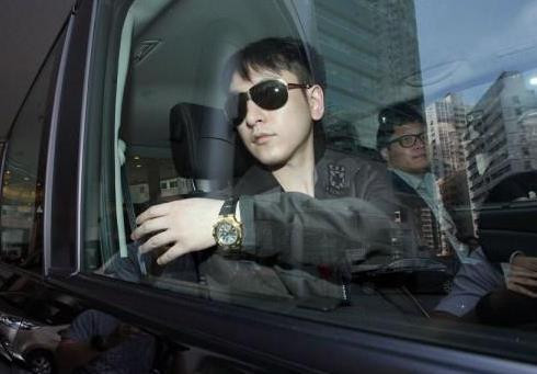 zhuan:揭中国富二代排行榜 王思聪竟不如他 - 孟宪民 - 书法家孟宪民的博客