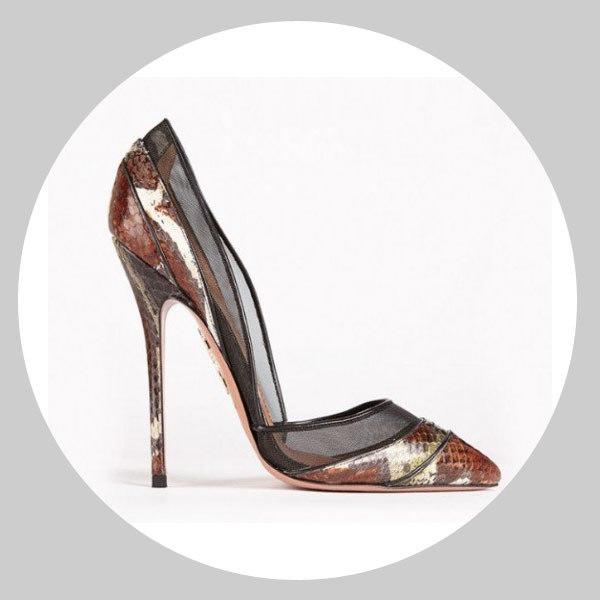 明星名人与他们设计的美鞋