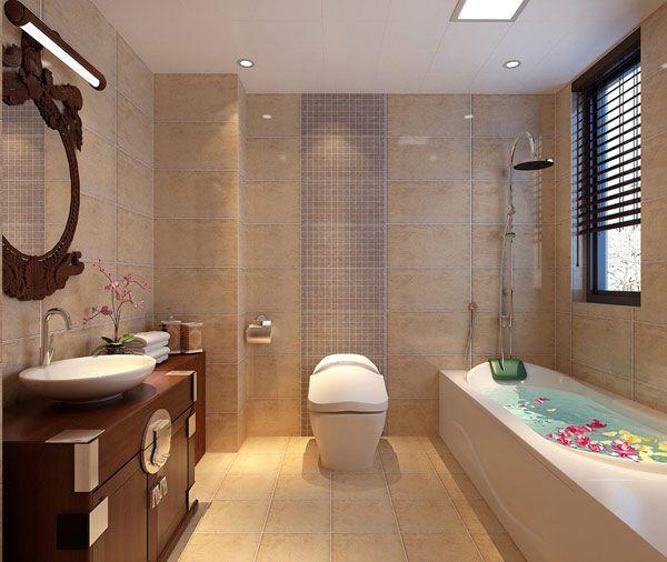 核心提示:卫生间装修是家庭装修最重要的空间之一,卫生间装修不仅要考虑防水、实用、隐私,更要注重空间的美观性。今天小编精心整理的51款卫生间装修效果图,囊括了当下最具人气最流行的时尚简约风格的卫生间装修设计,针对不同户型的卫生间装修效果图,助您打造最精致最完美卫生间。
