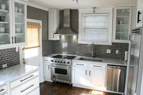 30种厨房瓷砖设计 精彩你的墙面