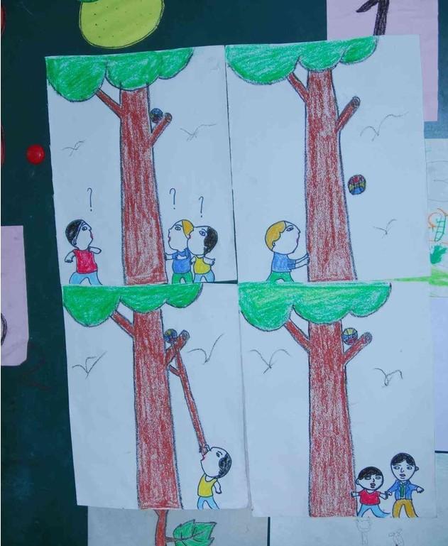 儿童初级篇-简笔画大全