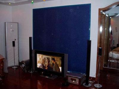 现代风格电视背景墙 简约彰显品位