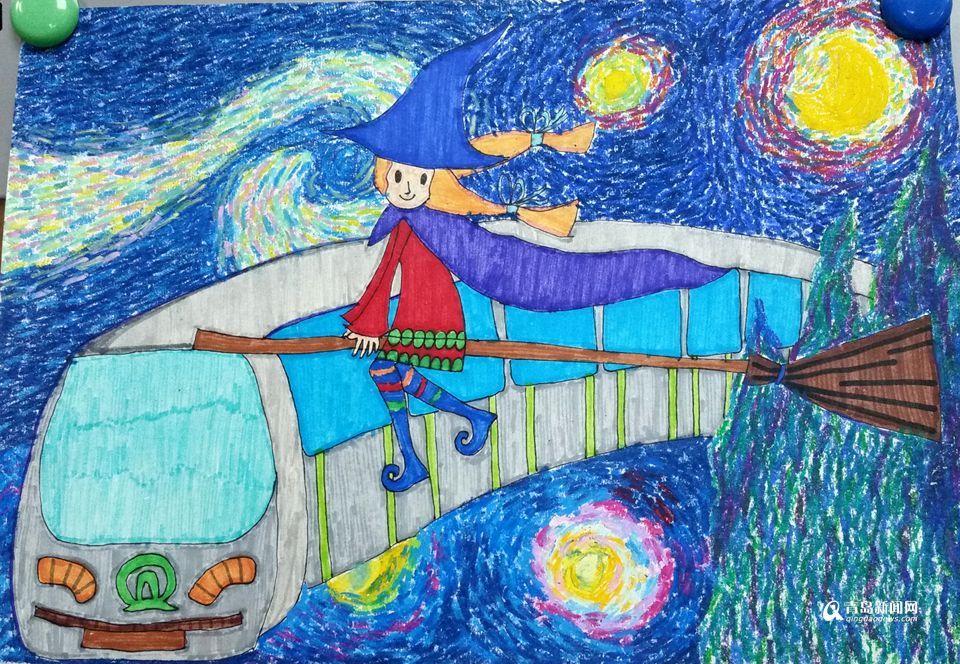 [小学生书画作品图片]小学生中国梦书画图片