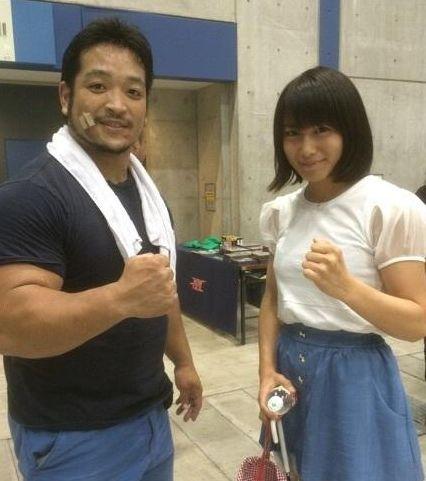 史上最可爱女相扑手 日本女相扑手美貌惊人