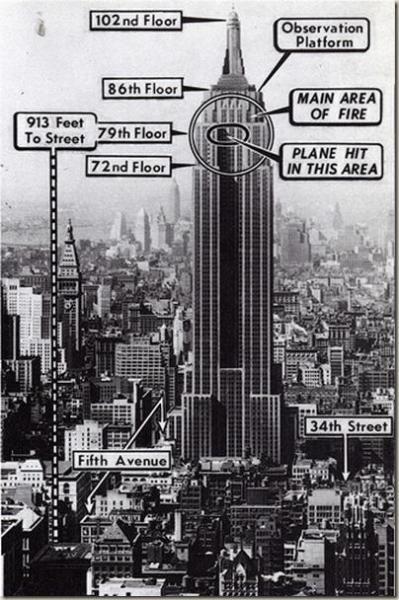 但帝国大厦结构完好无损