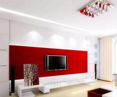 其实,欧式装修电视背景墙也很漂亮,欧式装修电视背景墙也能很出彩.