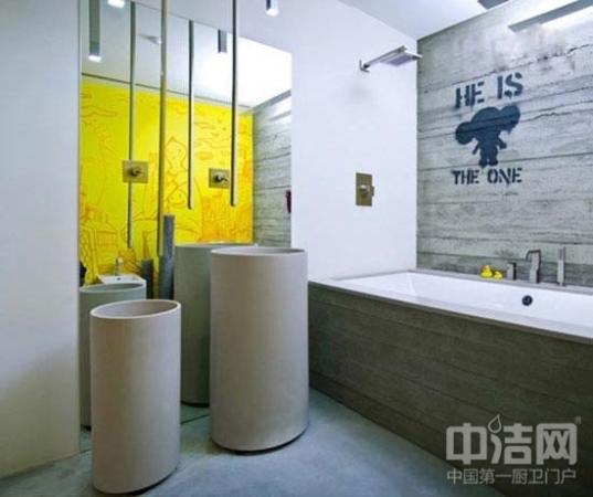 交换空间设计 尽享卫生间装修效果图